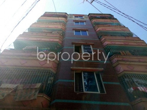 Front view - 2 Bed Apartment to Rent in Gazipur Sadar Upazila, Gazipur - 1840651
