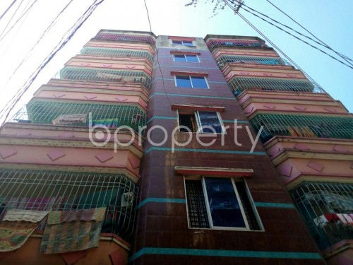 Front view - 2 Bed Apartment to Rent in Gazipur Sadar Upazila, Gazipur - 1840652