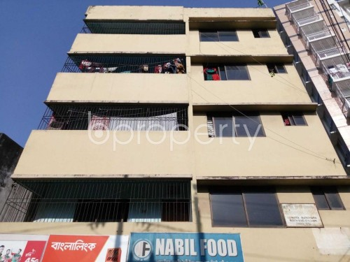 Front view - 2 Bed Apartment to Rent in Nadda, Dhaka - 1840752