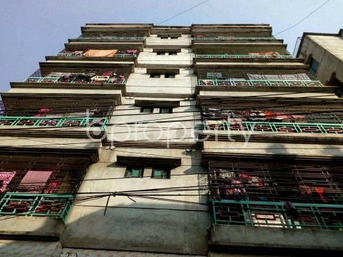 Front view - 2 Bed Apartment to Rent in Gazipur Sadar Upazila, Gazipur - 1841094