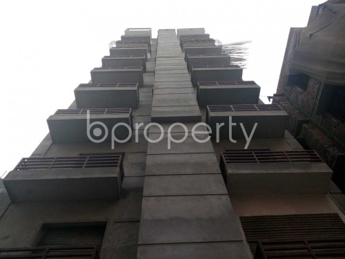 Front view - 3 Bed Apartment for Sale in Bashabo, Dhaka - 1841374