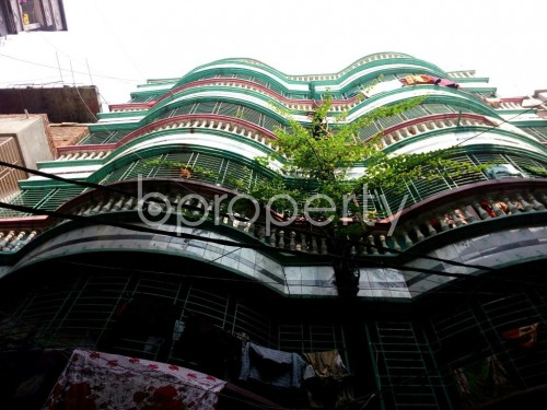 Front view - 2 Bed Apartment to Rent in Gazipur Sadar Upazila, Gazipur - 1841521