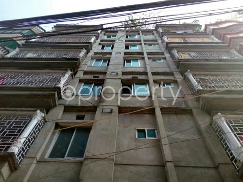 Front view - 2 Bed Apartment to Rent in Gazipur Sadar Upazila, Gazipur - 1841523