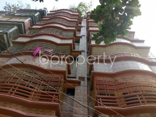 Front view - 2 Bed Apartment to Rent in Gazipur Sadar Upazila, Gazipur - 1841534