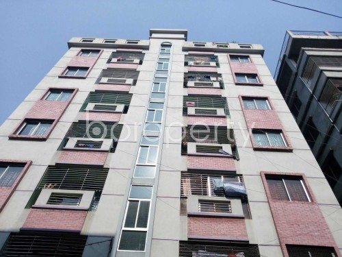 Front view - 2 Bed Apartment for Sale in Bashabo, Dhaka - 1841646