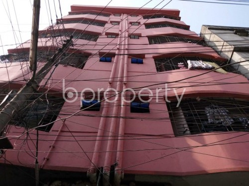 Front view - 2 Bed Apartment to Rent in Nadda, Dhaka - 1841670
