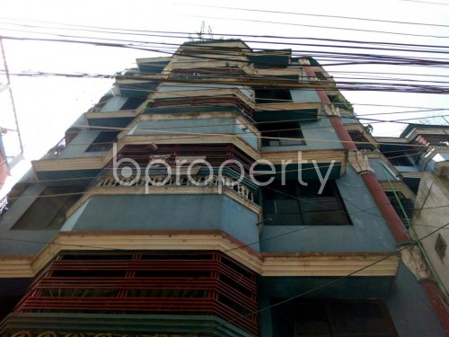Front view - 3 Bed Apartment to Rent in Gazipur Sadar Upazila, Gazipur - 1841729