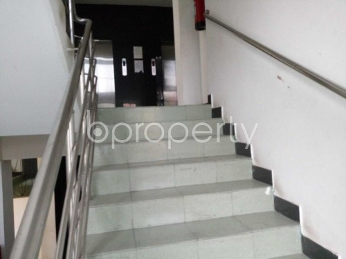 Stairs - 3 Bed Apartment for Sale in Sutrapur, Dhaka - 1841953