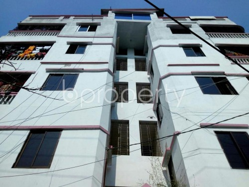 Front view - 2 Bed Apartment to Rent in Gazipur Sadar Upazila, Gazipur - 1841971