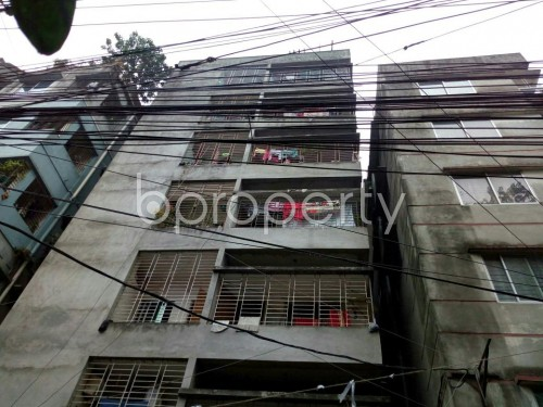 Front view - 2 Bed Apartment for Sale in Hazaribag, Dhaka - 1842049
