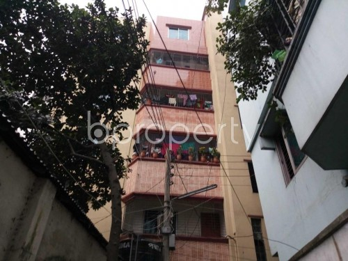 Front view - 2 Bed Apartment to Rent in Kuril , Dhaka - 1842250