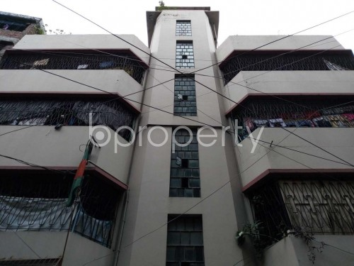 Front view - 3 Bed Apartment to Rent in Nadda, Dhaka - 1842379