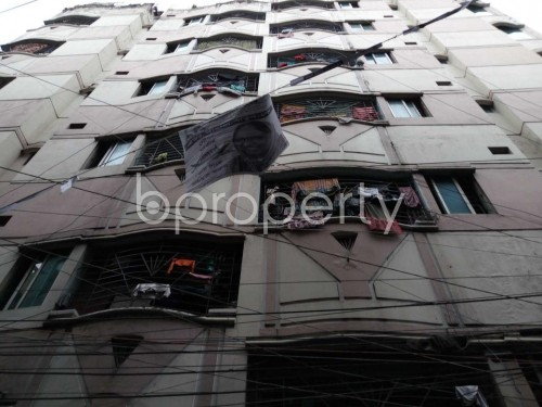 Front view - 2 Bed Apartment to Rent in Joar Sahara, Dhaka - 1842460