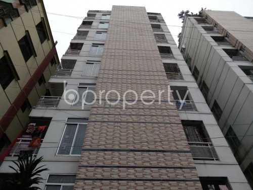 Front view - 3 Bed Apartment to Rent in Joar Sahara, Dhaka - 1842463