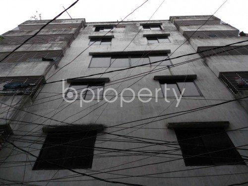 Front view - 2 Bed Apartment to Rent in Joar Sahara, Dhaka - 1842844