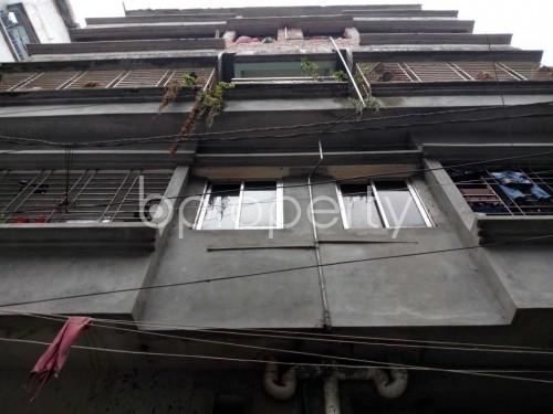 Front view - 2 Bed Apartment to Rent in Joar Sahara, Dhaka - 1842919