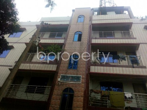 Front view - 3 Bed Apartment to Rent in Gazipur Sadar Upazila, Gazipur - 1843086