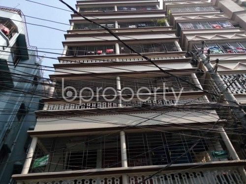 Front view - 3 Bed Apartment to Rent in Joar Sahara, Dhaka - 1843419