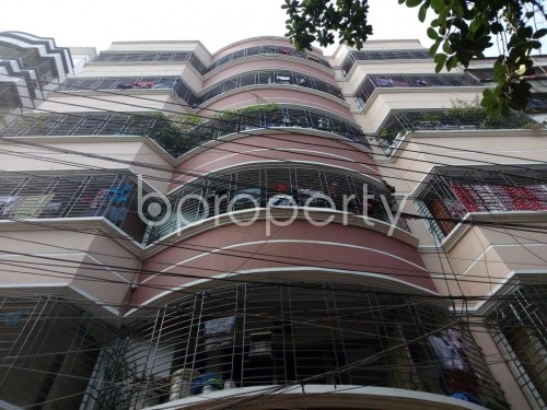 Front view - 2 Bed Apartment to Rent in Joar Sahara, Dhaka - 1843507