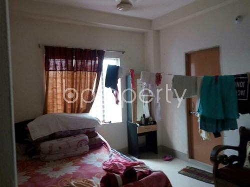 Bedroom - 3 Bed Apartment for Sale in Tejgaon, Dhaka - 1843508