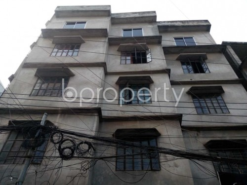 Front view - 3 Bed Apartment to Rent in Joar Sahara, Dhaka - 1843559