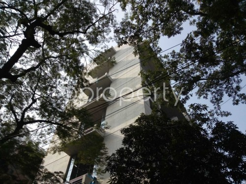 Outside view - 4 Bed Apartment for Sale in Gulshan, Dhaka - 1843689