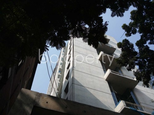 Outside view - 4 Bed Apartment for Sale in Gulshan, Dhaka - 1843690