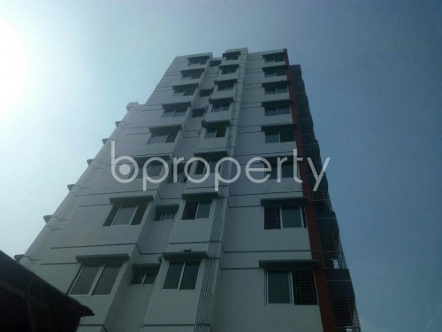 Front view - 3 Bed Apartment to Rent in Rampura, Dhaka - 1843474