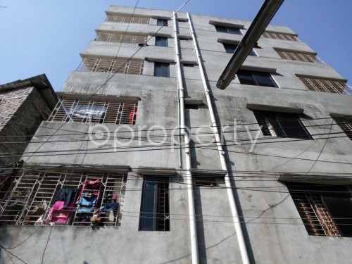 Front view - 3 Bed Apartment to Rent in Joar Sahara, Dhaka - 1843875