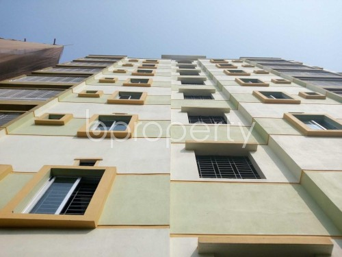 Front view - 2 Bed Apartment to Rent in Mugdapara, Dhaka - 1844570