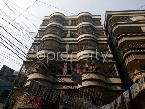 Front view - 3 Bed Apartment to Rent in Mugdapara, Dhaka - 1844590