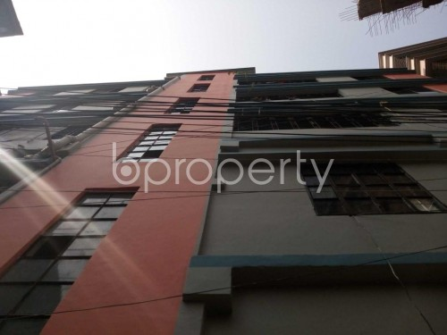 Front view - 1 Bed Apartment to Rent in Mugdapara, Dhaka - 1844620