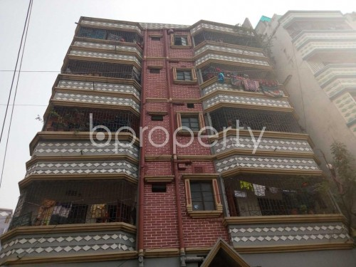 Front view - 2 Bed Apartment to Rent in Mugdapara, Dhaka - 1844651