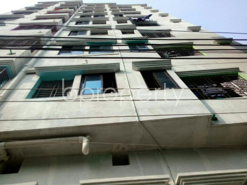 Outside view - 2 Bed Apartment for Sale in Shiddhirganj, Narayanganj City - 1844729