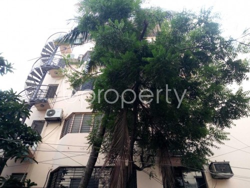 Front view - 3 Bed Apartment for Sale in Gulshan, Dhaka - 1844864