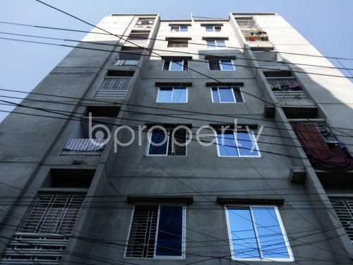 Front view - 2 Bed Apartment for Sale in Sutrapur, Dhaka - 1845034