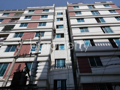 Front view - 3 Bed Apartment to Rent in Joar Sahara, Dhaka - 1845574