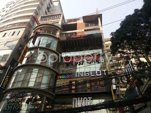Front view - Shop for Sale in Shiddheswari, Dhaka - 1845867