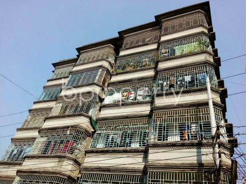 Outside view - 3 Bed Apartment for Sale in Adabor, Dhaka - 1845911
