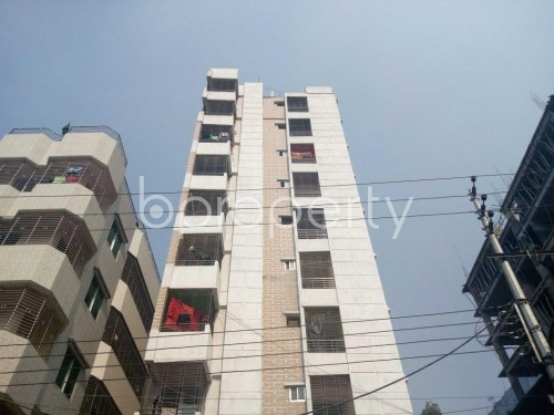 Front view - 3 Bed Apartment for Sale in Bashabo, Dhaka - 1845983