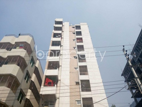 Front view - 3 Bed Apartment for Sale in Bashabo, Dhaka - 1845985