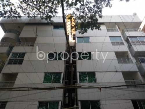 Front view - 3 Bed Apartment for Sale in Gulshan, Dhaka - 1846263