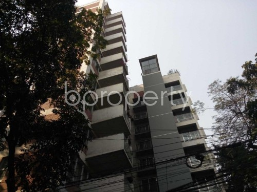 Front view - 3 Bed Apartment for Sale in Gulshan, Dhaka - 1846264