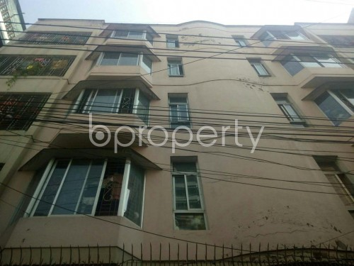 Outside view - 1 Bed Apartment to Rent in Malibagh, Dhaka - 1846864