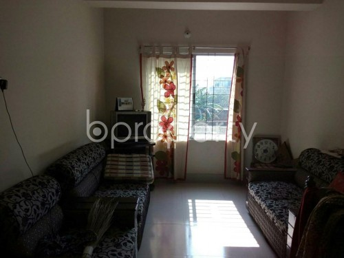 Dining area - 3 Bed Apartment for Sale in Adabor, Dhaka - 1846955