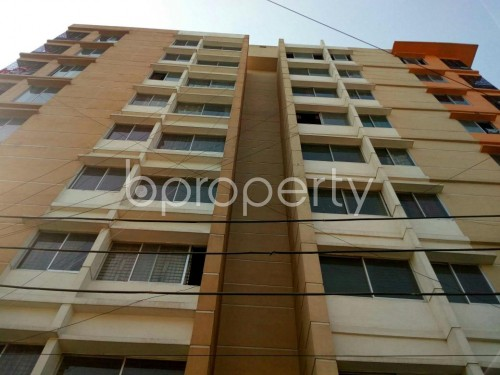 Front view - 2 Bed Apartment for Sale in Adabor, Dhaka - 1846958