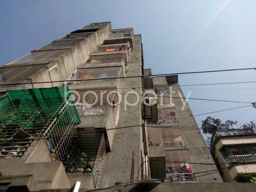 Front view - 2 Bed Apartment for Sale in Bashabo, Dhaka - 1847369