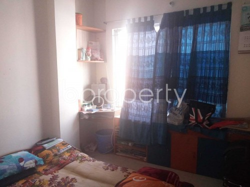 Bedroom - 3 Bed Apartment for Sale in Uttara, Dhaka - 1847683