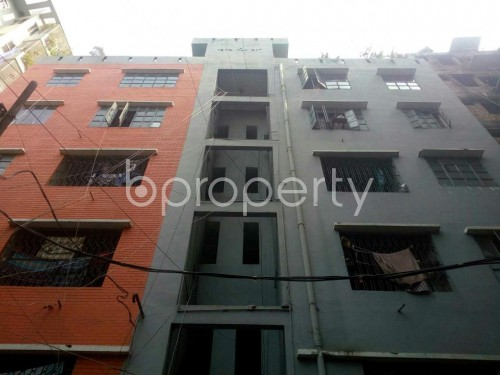 Front view - 2 Bed Apartment to Rent in Rampura, Dhaka - 1847861