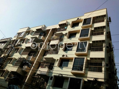 Outside view - 3 Bed Apartment for Sale in Dhanmondi, Dhaka - 1848054